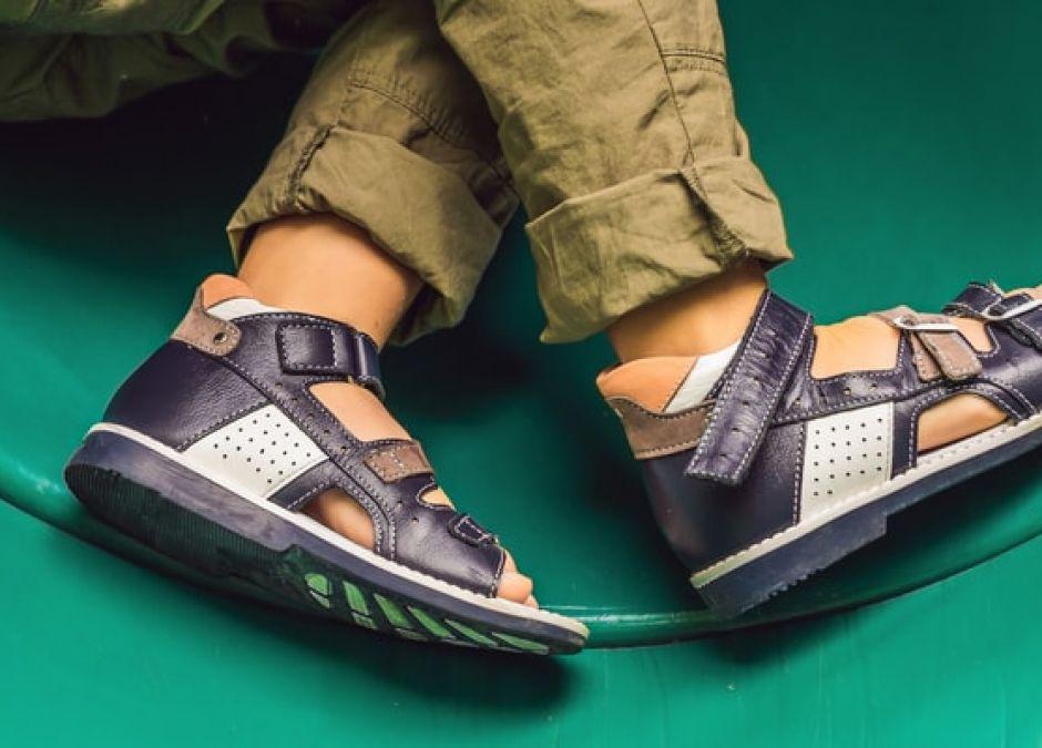 Buty profilaktyczne dla chłopców
